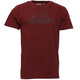 Zimtstern TSM Mountzicon T-Shirt Men Maroon